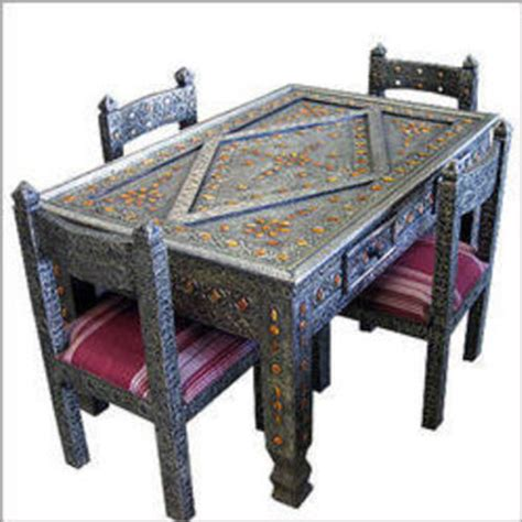 moroccan dining table moroccan table from berbertrading