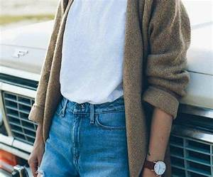 Teen girl outfit zoom on autumn-winter trends 2017-2018 | Hommeg