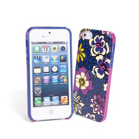 vera bradley iphone 5 vera bradley hybrid hardshell phone for iphone 5