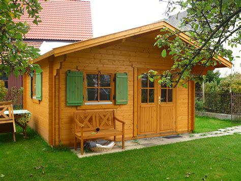 Gartenhaus M18154  Gsp Blockhaus