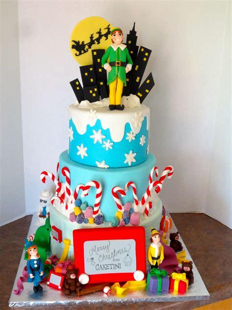Get Christmas Birthday Cake Background