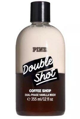 Some my say that this is over analyzing your shot, but after getting bearings with my machine i found this to be. Victoria's Secret PINK Double Shot Coffee Shop Dual-Phase ...