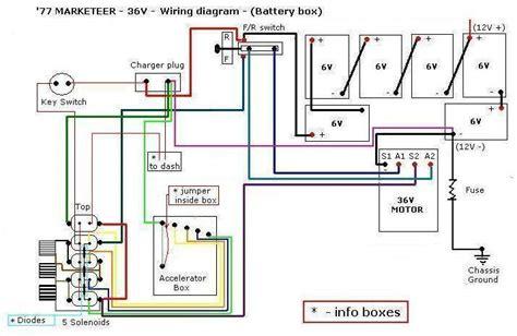 cushman 36 volt wiring diagram 30 wiring diagram images