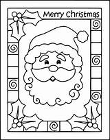 Coloring Christmas Printable Card Pages Print Getcoloringpages Colorings Getcolorings Getdrawings sketch template