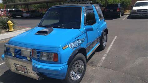 92 Suzuki Sidekick by 92 Suzuki Sidekick