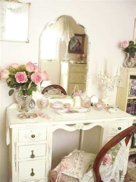 shabby chic bedroom furniture 17 best ideas about shabby chic vanity on pinterest 17042 | 8367197a6117361fa35440bdb7a74383