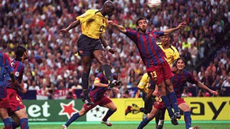 Барселона vs. Арсенал - 17 Май 2006 - Soccerway
