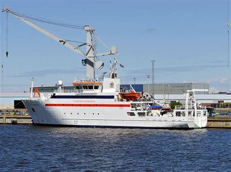 bureau veritas namibia stx finland research vessel mirabilis