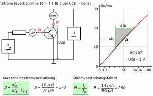 Tangente Berechnen Ohne Punkt : transistor kennlinienfelder und h parameter ~ Themetempest.com Abrechnung