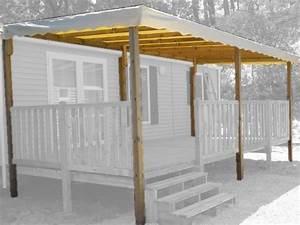 Couverture De Terrasse : couverture x m pour terrasse mobil home ~ Edinachiropracticcenter.com Idées de Décoration