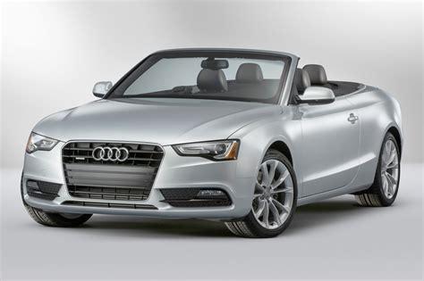 2017 Audi A5 Convertible Pricing & Features Edmunds