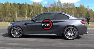 Manual Bmw M2 Takes On Audi Tts From Rolling Start