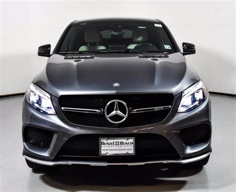 The latter come with extensive warranty coverage and other assurances, and they're preferred by. Certified Pre-Owned 2017 Mercedes-Benz AMG GLE 43 4MATIC Coupe SUV | Selenite Grey Metallic U17416