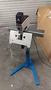 Lot  53  Rapid 106 Automatic Electric Stapler With Stand