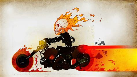 Ghost Rider Animated Wallpaper - ghostrider ps4wallpapers