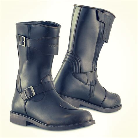 style motorcycle boots stylemartin r motorcycle boot silodrome