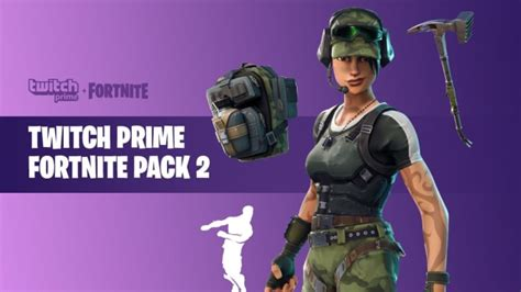 Iwill Give You Fortnite Twitch Prime Pack2 By Asharubvv