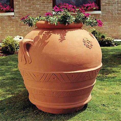 vasi in plastica grandi dimensioni orcio in resina vasi in resina e in plastica da esterno