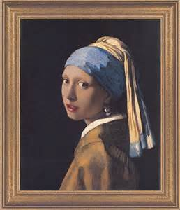 girl with the pearl earring painting jan vermeer delft bild quot das mädchen mit dem