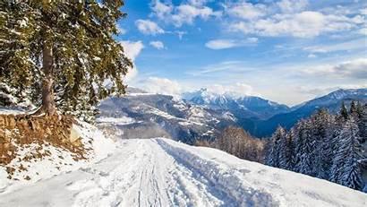 Winter Ultra Definition Wallpapers Landscape Desktop Background