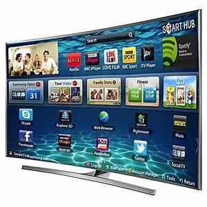 Tv Samsung 55 Pouces : samsung t l viseur smart incurv 55 pouces r gulateur ~ Melissatoandfro.com Idées de Décoration