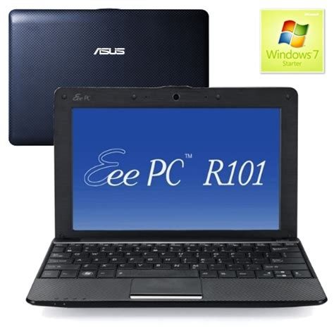 color eee asus eee pc r101 blu008 color azul netbook 10 1 quot fnac es