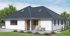 Bungalow Mit Garage Bauen : bungalow wa 121 ytong bausatzhaus ~ Lizthompson.info Haus und Dekorationen