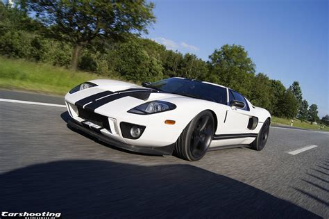 Ford Gt Hennessey 1000 Twin Turbo