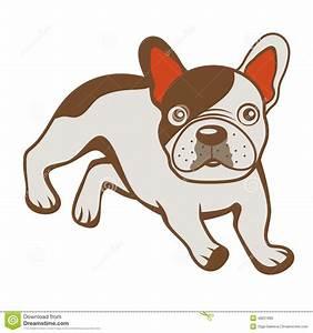 French Bulldog Stock Vector - Image: 48251865