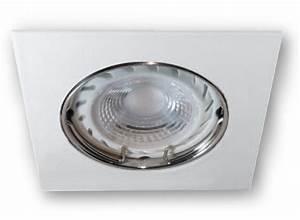 Halogen Oder Led : einbaustrahler spot gu10 230v leuchte f r halogen oder led leuchtmittel ebay ~ Watch28wear.com Haus und Dekorationen