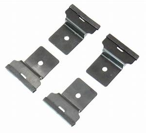 Interior Sun Roof Sunroof Shade Clips Mounts 04