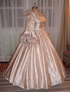 Civil war era wedding dresses civil war designs civil for Civil war style wedding dresses