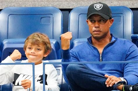Like Tiger, like son: 11-year-old Charlie Woods has his ...