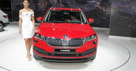 skoda karoq   launch  india  bs rollout