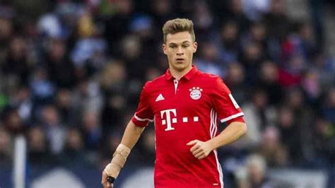 * see our coverage note. Bayern Munich's Joshua Kimmich's wink at Barcelona
