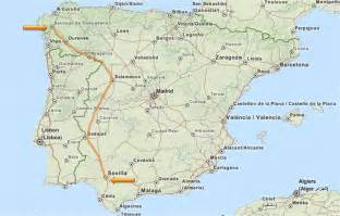 Via De La Plata by Via De La Plata Map Additional Information The Road To
