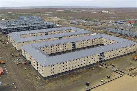 Tengiz Kazakhstan Chevron Camp