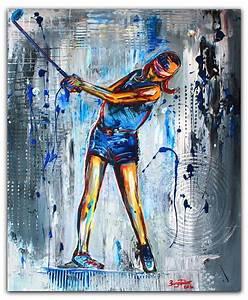 Gemälde Verkaufen Online : burgstaller original golf gem lde bilder golfer ~ A.2002-acura-tl-radio.info Haus und Dekorationen