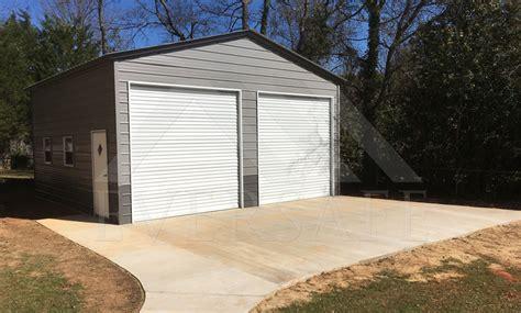 Garage Buildings by Metal Garages Garage Buildings Kits Prices