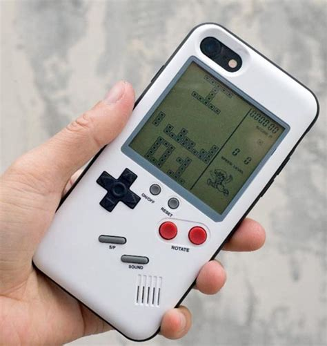 gameboy on iphone play like it s 1989 with this gameboy style for