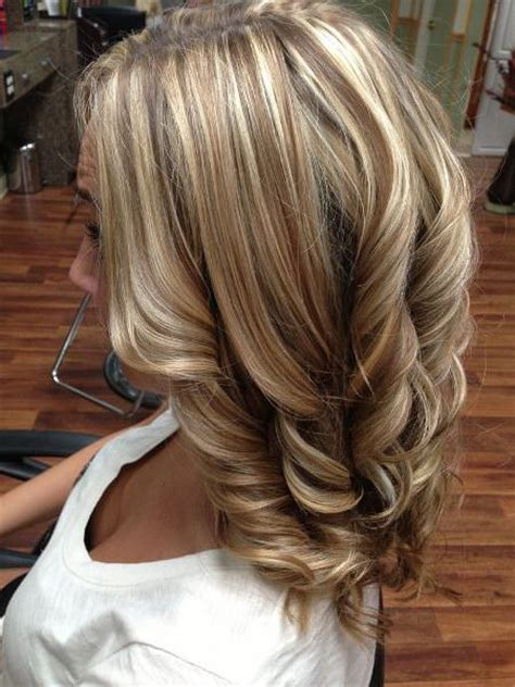 And Brown Hair Ideas by 15 Best Hair Color Ideas For Chunky Highlights