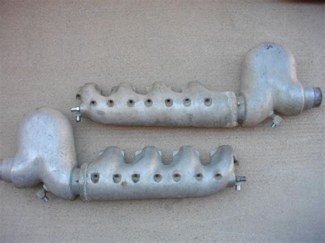 Jet Boat Exhaust Manifolds by Purchase Harman Marine 429 460 Ford Exhaust Manifolds