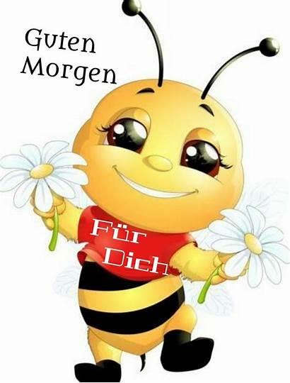Guten Morgen Bienen Lustige Kostenlos Smiley Biene