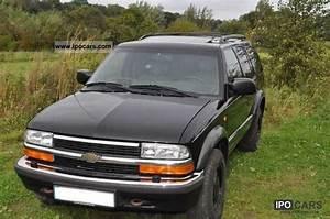 2000 Chevrolet Blazer 4 3l Vortec V6