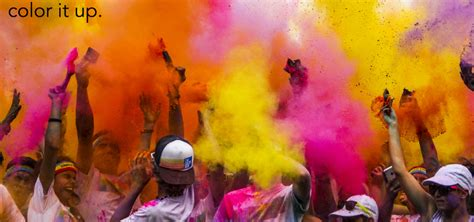 the color run store home the happiest store on the planet