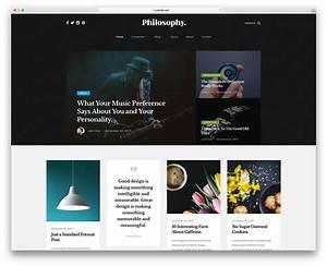 29 Best Free Bootstrap Blog Templates 2019 Colorlib