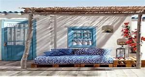 deco terrasse bord de mer With meubles pour petit appartement 13 deco terrasse bord de mer