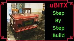 Ubitx Qrp Radio - Wiring Assembly Build