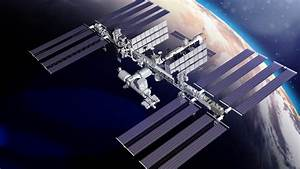 LOOK UP! The International Space Station flies over ...