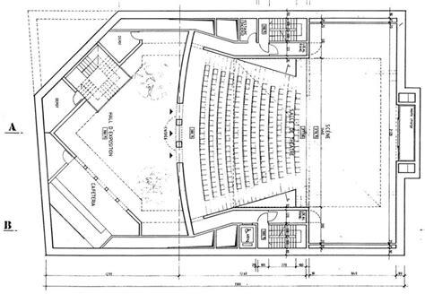 plan de salle theatre de th 233 226 tre plan de la salle env 300 places acouconsult s 224 rl r beffa collaborateurs